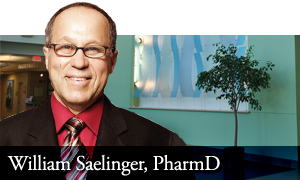 Distinguished Caregiver: William Saelinger image
