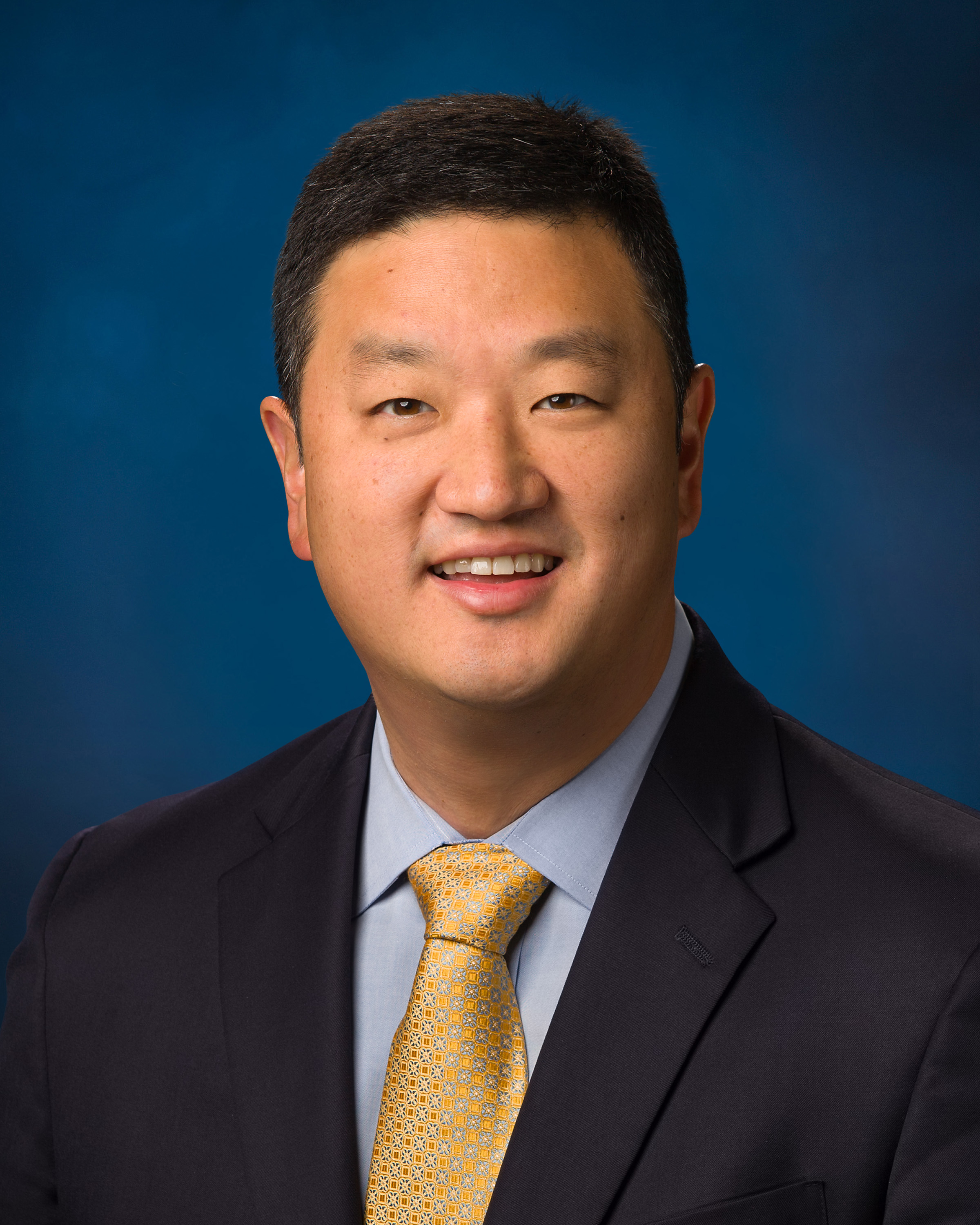 Photo of Edward Sim, President, Physician Integration