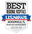 Regionally Ranked as High Performing for Neurology & Neurosurgery by US News and World Report
