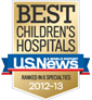 Baptist Health recognized as Jacksonville's Best Children's Hospital badge