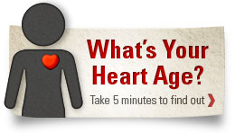 Baptist Heart Health Profiler banner graphic