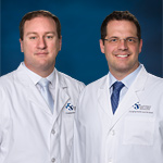 Ricardo Hanel, MD, PhD and Eric Sauvageau, MD photo