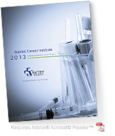 Baptist Cancer Annual Institute Report for 2013 image