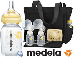 Baptist Pharmacy has Medela Products for your convenience