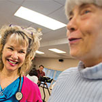 Cardiac Rehabilitation Offers Heart Patients Hope and Healing inset photo