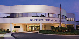 Baptist Medical Center Nassau header image