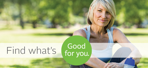 August 2014 is Good for You header graphic