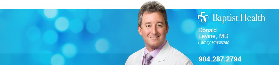 Donald Levine, MD is a Family Physician for Baptist Health in Jacksonville, FL